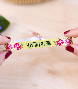 """Pulsera """"Reineta Fallera"""""""