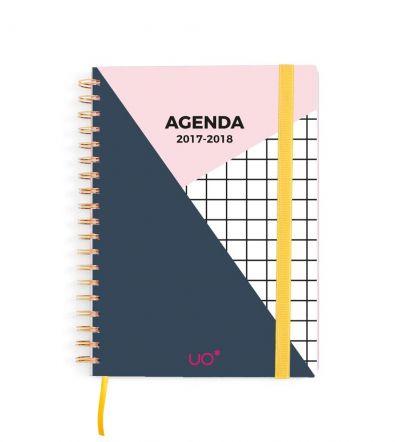 """Agenda 2017-2018 """"Actitud"""""""