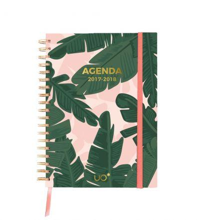"""Agenda 2017-2018 """"Tropical"""""""