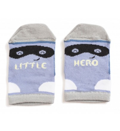 "Mini - Calcetines ""Little Hero"""