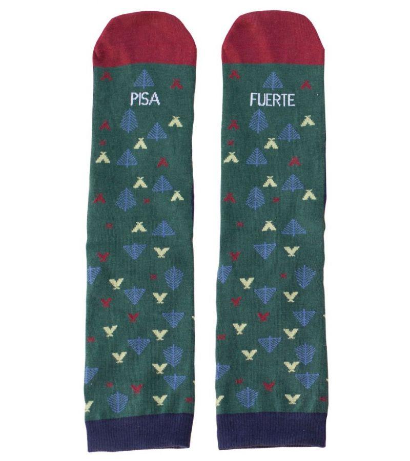 """Calcetines """"Pisa Fuerte"""""""