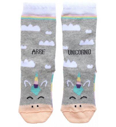 """Mini - Calcetines """"Arre Unicornio"""""""