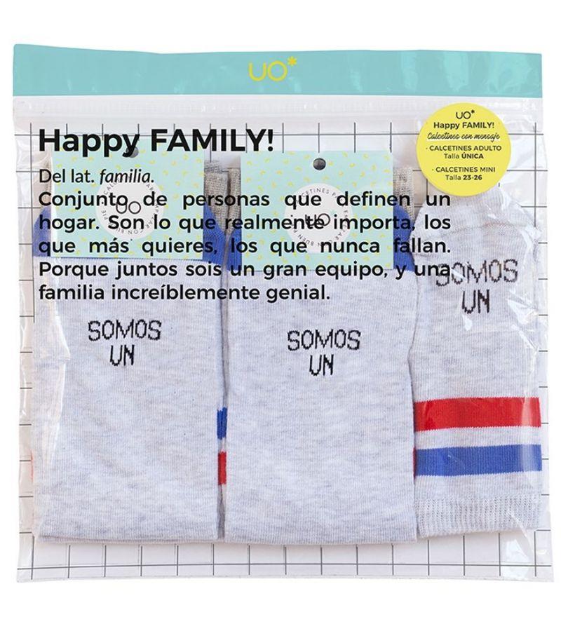 """Kit Family """"Somos un gran equipo"""""""