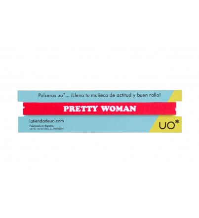 "Pulsera ""Pretty Woman"""