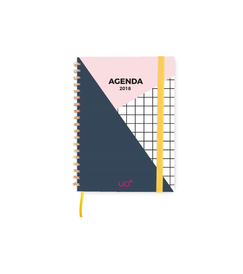 """Agenda anual 2018 """"Actitud"""""""
