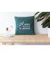 """Funda Cojín """"A vivir que son sandías"""""""