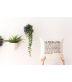"Funda Cojín ""La buena vida"""