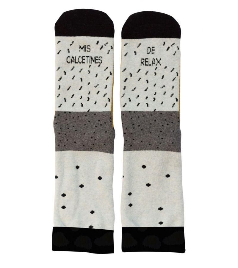 """Calcetines """"Mis calcetines de relax"""""""