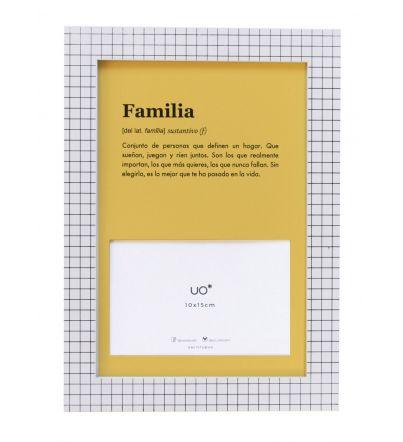 """Marco Fotos """"Familia. Definición"""""""